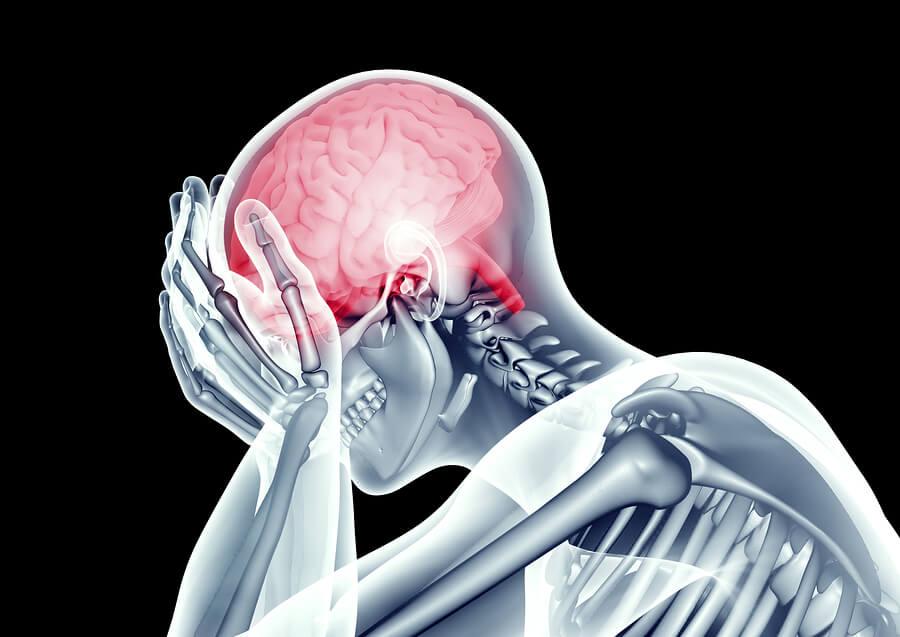 Cuál es la Diferencia Entre una Lesión Cerebral y una Lesión Craneal