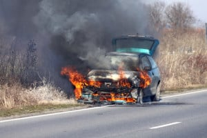 Houston Car Fire & Explosion Lawyers