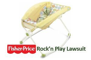 Fisher-Price Enfrenta Pleitos Por la Cuna Rock 'n Play Sleeper