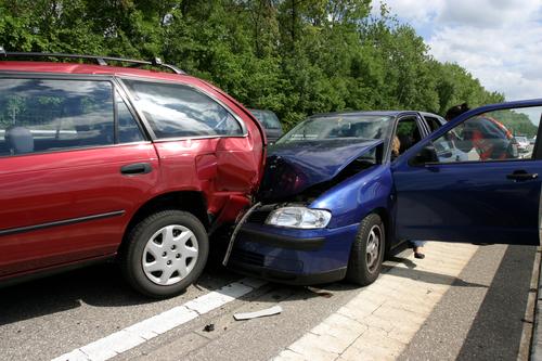 ¿Cubre DoorDash los accidentes automovilísticos?