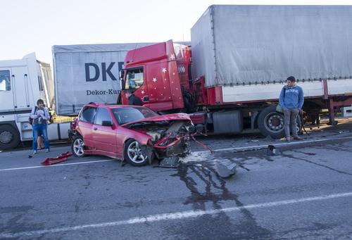 Cómo pruebo la culpa en un accidente de camión: 7 tipos de evidencia